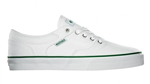 Etnies Skateboard Schuhe Fairfax White/Green