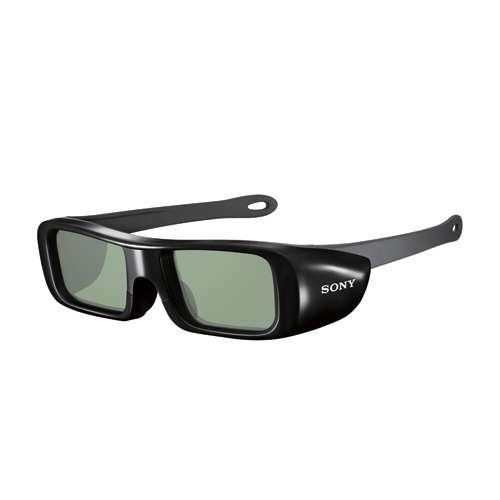 Sony TDG-BR50/B 3D Active Glasses (Small Size)