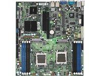 Tyan Pcie Motherboard (Thunder N3600R Dual Skt F Eatx Gfx 2PCIE 2GBE Sata Raid Rohs)