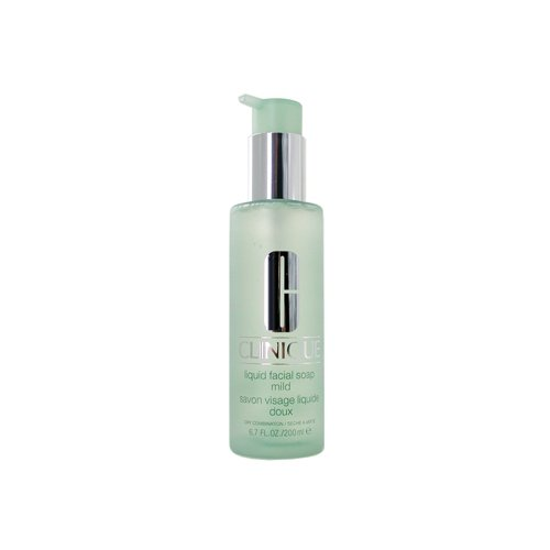Clinique 6.7 oz Liquid Facial Soap Mild 0020714227661
