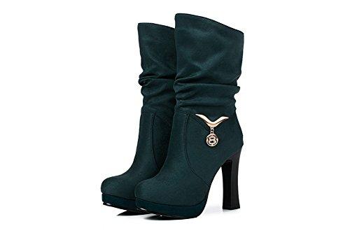 flexibles botas BalaMasa mujer Verde Para a56qqx4O