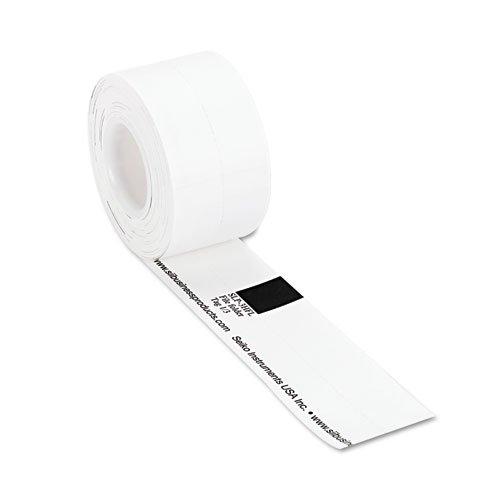 Seiko - Label Printer Hanging File Folder Labels, 1/3 Cut, 1-1/4 x 3-1/2, White, 130/Box SLP-3HFL (DMi BX ()