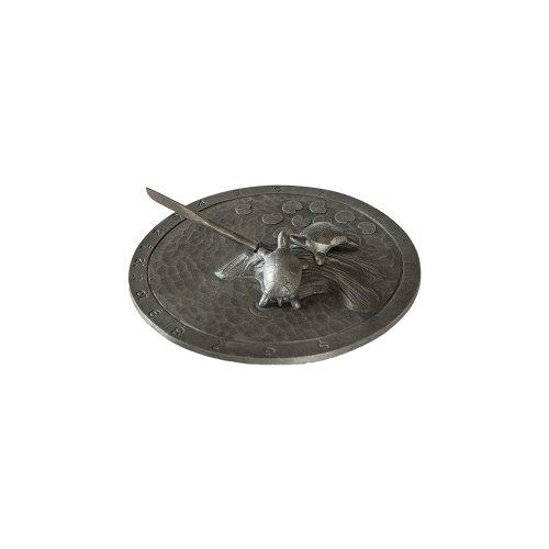 Montague Metal Products Turtle Sundial, Swedish - Sundial Turtle