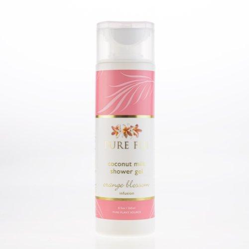 - Pure Fiji Shower Gel 8.5 oz - Orange Blossom