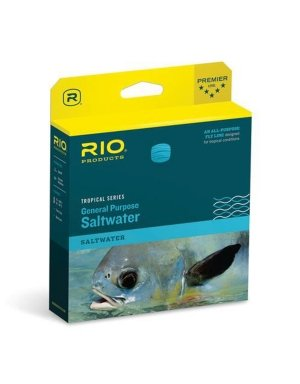 RIO General Purpose Saltwater Fly Line WF8F