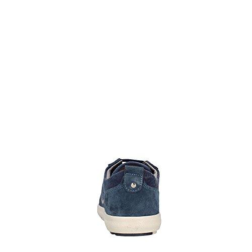 Lumberjack Blu Wolf Sneaker Cc010 Uomo rBrvRfwqgt