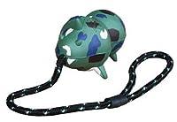 Schleuderball Wurfball mit Wildaroma und reflektierendem Seil