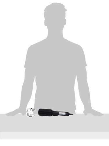 Jocca 6016 - Cepillo alisador de pelo ionico con pantalla led y temporizador de apagado: Amazon.es: Salud y cuidado personal