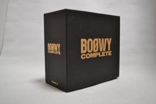 BOΦWY / BOΦWY COMPLETE (BOX:黒)