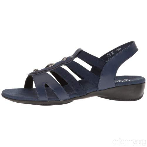 42048fbfde6e6f Munro Womens Destiny Fabric Open Toe Casual Ankle Strap
