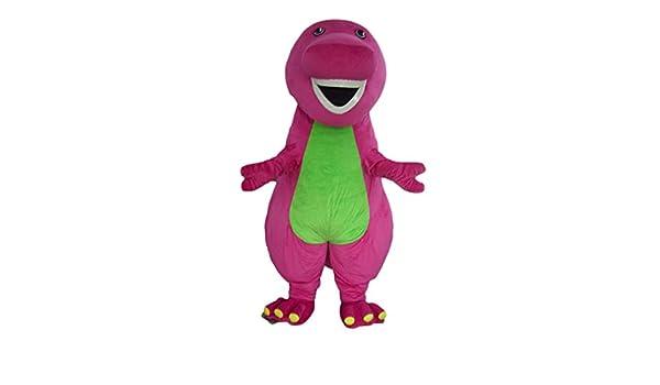 Seller Other Sexual Wellness Barney The Dinosaur Adult Size Halloween Cartoon Mascot Costume Fun~u.s Health Care