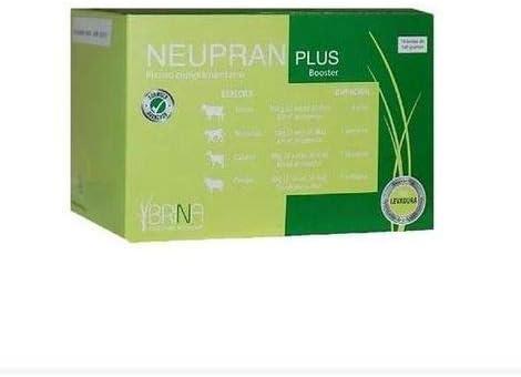 BRINA NEUPRAN Plus Pienso complementario para Vacas, terneros, Cabras y ovejas - Caja 10 Sobres 100g: Amazon.es: Productos para mascotas