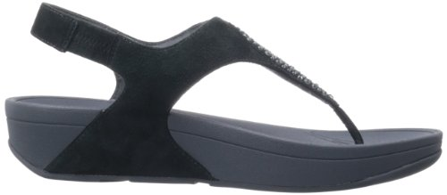 Fitflop Women's Suisei Sandals Black zYyGvipxwl