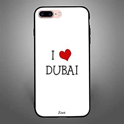 iPhone 7 Plus I love dubai: Amazon com: Pristine-UAE