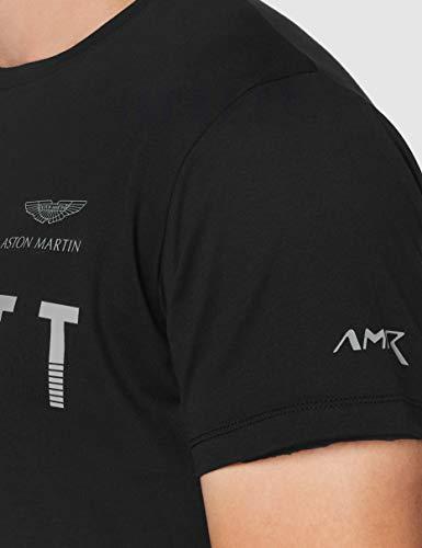 Hackett London Men's AMR T-Shirt, Black