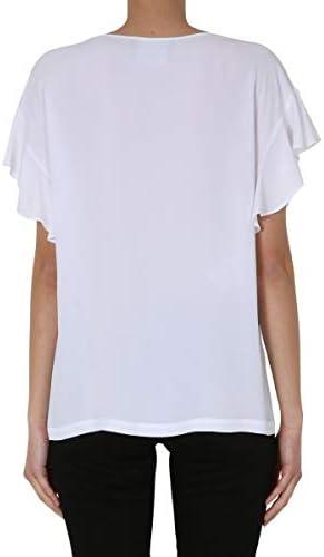 Boutique moschino Luxury Fashion Donna 020108371001 Bianco Cotone T-Shirt | Primavera-Estate 20