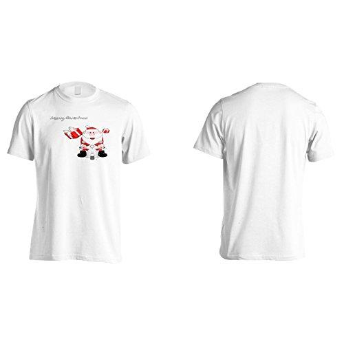 Neue Frohe Weihnachtsfeier Herren T-Shirt l606m