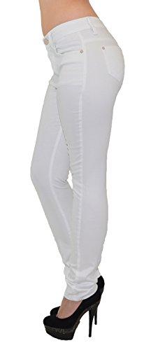 femmes Jeans haute H50 blanc H50 jean grande en Jean taille taille pour femme femme pantalon de q5UxptwH