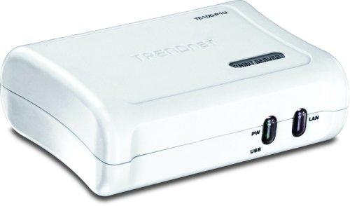 TRENDnet 1-Port Print Server TE100-P1U by TRENDnet