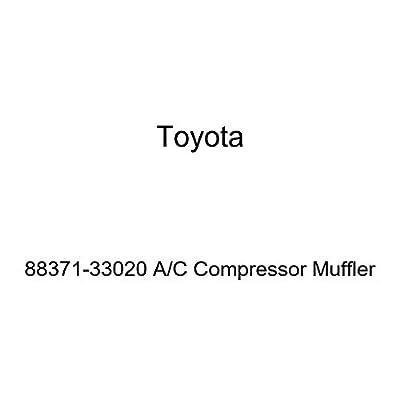 Toyota 88371-33020 A/C Compressor Muffler