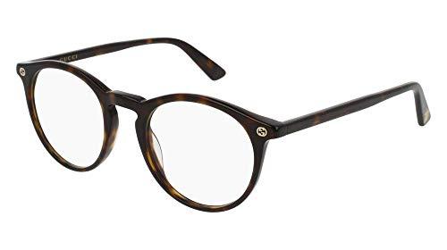 Eyeglasses Gucci GG 0121 O- 002 002 AVANA / ()