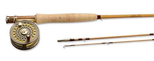 Orvis Penn's Creek Full-flex Bamboo Fly Rod / Battenkill Grade, Two-tip Rod Only