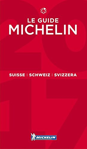 Suisse 2017 Michelin Guide (Hotel Ans Restaurant)