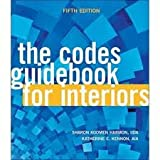 img - for The Codes Guidebook for Interiors 5th (fifth) edition book / textbook / text book