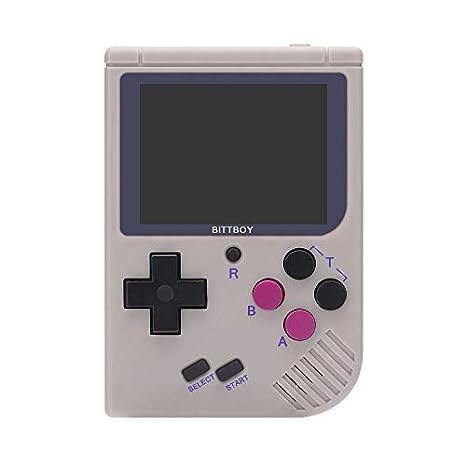 "BITTBOY - Consola portátil para Videojuegos (2,4"", ..."