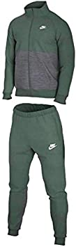 Nike Sportswear Chándal, Hombre, Galactic Jade/White, XL ...