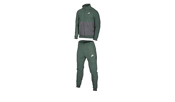 Nike Sportswear Chándal, Hombre, Galactic Jade/White, XL: Amazon ...