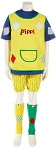 Pippi Langstrumpf 44.3600.00 - Disfraz de Pipi Calzaslargas (a partir de 6 años)