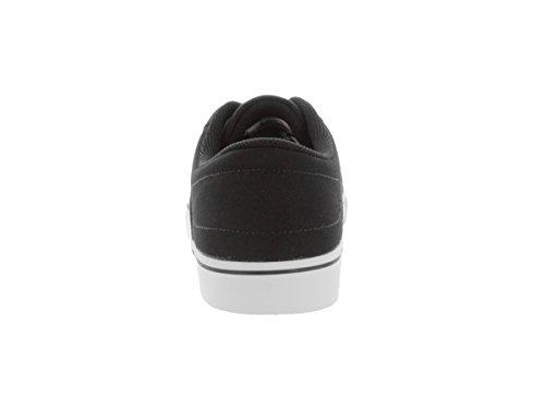 Nike Herren SB Portmore CNVS Skaterschuhe Blanco (Black / White)