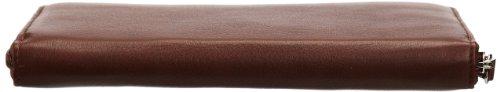 Jost 2338 Mono 2338-003, Unisex - Erwachsene Geldbörse, Braun (Brown), M Brown