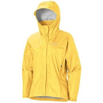 Marmot Damen Regenjacke Wm's PreCip Jacket, Primrose, XL, R1027-9344-6
