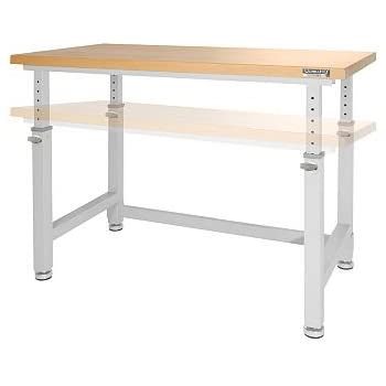 Marvelous Windsor Design Workbench With 4 Drawers 60 Hardwood Work Short Links Chair Design For Home Short Linksinfo