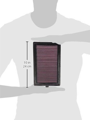 K/&N 33-5015 Replacement Air Filter