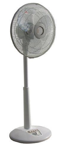 SPT 14 in. Oscillating Standing Fan SF-1467