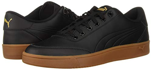 PUMA Men s Court Breaker L Mono Sneaker - Choose SZ color  7d2d3789f