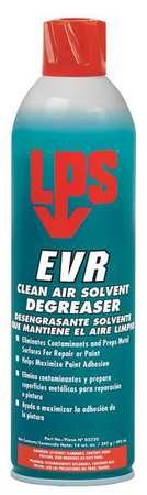 Lps 05220 Evr(r),solvent Degreaser,size 20 Oz.