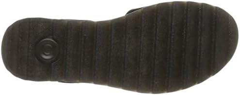 Gabor Women's Comfort Basic Ankle Strap Sandals, Black (Schwarz 47), 5 UK