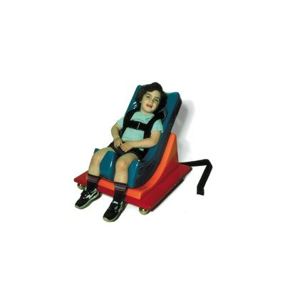 3 Piece Mobile Floor Sitter Size: X-Large