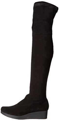 Robert Clergerie Women's Natul Winter Boot,Black Suede,39.5 EU/9 B US by Robert Clergerie (Image #5)