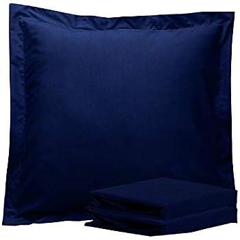 Amazon.com: Vedanta Home Collection - Juego de 2 fundas de ...