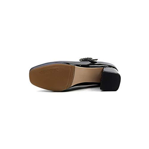 Compensées Femme Noir Inconnu 1TO9 Sandales MMS06354 q4xIwZUgt