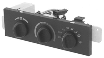 UPC 036666809985, ACDelco 15-72292 Heater and Air Conditioner Control Assembly
