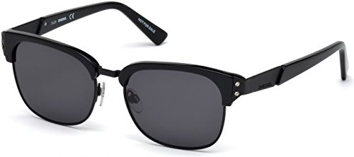 Sunglasses Diesel DL 0235 01A shiny black / - Diesel Glasses Sun
