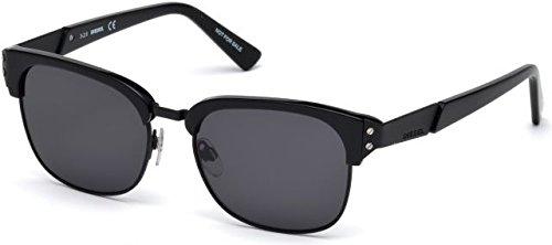 Sunglasses Diesel DL 0235 01A shiny black / - Glasses Diesel Sun