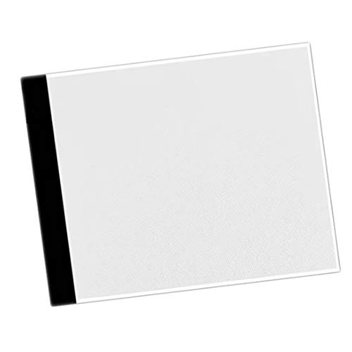 (Ultra-Thin A4 LED Painting Board Tracing Copy Pad Panel Drawing Tablet Art Artcraft Stencil for Artist Cartoonist)
