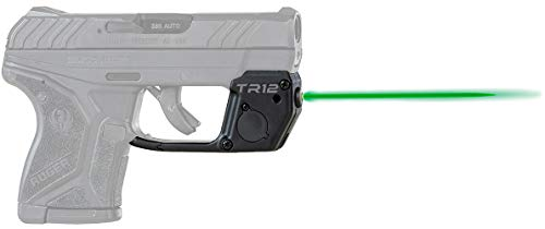 ArmaLaser TR12G Designed for Ruger LCP II Green Laser Sight with Grip Activation